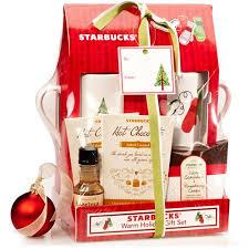 hot chocolate gift basket starbucks hot chocolate gift set walmart