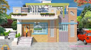 Awesome Indian Home Front Design Decoration