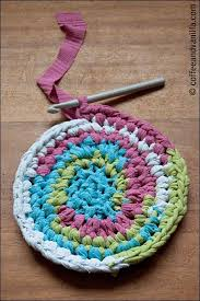 Crochet Tshirt Rug Pattern Best 25 T Shirt Rugs Ideas On Pinterest Diy Crochet Rug With