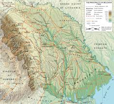 Moldova Map Moldovia 1483 Map U2022 Mappery