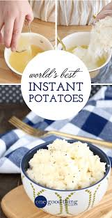 can you make mashed potatoes the night before thanksgiving how to make instant mashed potatoes taste like the real thing