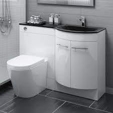 Slimline Vanity Units Bathroom Furniture Wc And Basin Combination Units Slimline Toilet And Basin Unit Bathroom