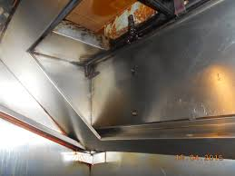 Exhaust duct hood cleaning service April 2015