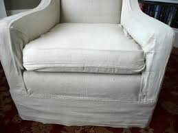 slipcover chair crate and barrel potomac chair slipcover home decor and