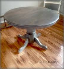 kitchen table refinishing ideas best 25 painted oak table ideas on oak dining