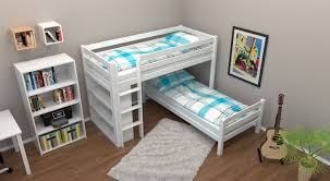 Bunk Beds L Shaped Cool L Shaped Bunk Beds L Shaped Bunk Beds Make The Room More