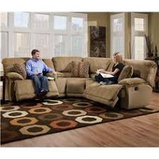 Small Sectional Sofa With Recliner by Southern Motion Continental 792 Reclining Sectional Wayside