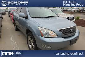 lexus rx330 vsc light on pre owned 2005 lexus rx 330 330 sport utility in highlands ranch
