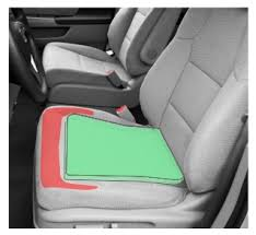 driver seat uncomfortable help