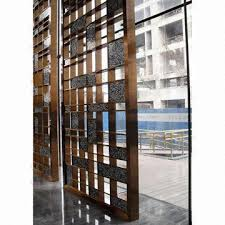 wall dividers room divider screen for wall cladding global sources