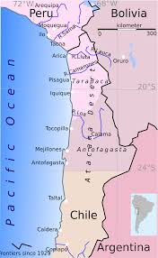 Peru South America Map by War Of The Pacific Wikipedia
