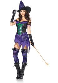 crafty cutie witch costume leg avenue escapade uk