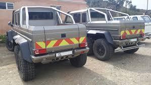 mercedes pickup truck 6x6 exoticspotsa week 18 2017