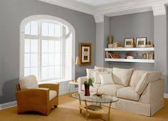 behr frosted silver paint is the ultimate shade of gray to pair