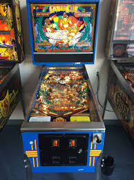 this week in pinball olympic goblin pinball machine updated