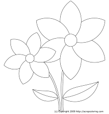 coloring pages flowers rose windows coloring page free drawings
