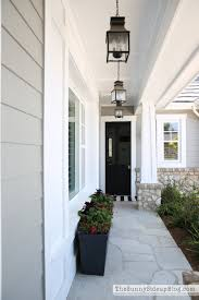 Arts And Crafts Style Outdoor Lighting by Spring On The Front Porch Sunny Side Up Blog Craftsman Style
