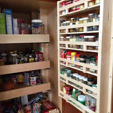 Kitchen Storage Racks by Custom Kitchen Storage Allows For All Your Spices