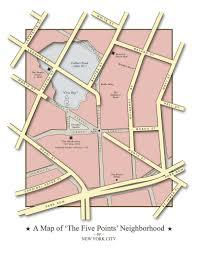 Manhattan Neighborhoods Map A Map Of
