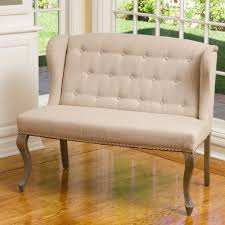 christopher knight home adrianna wingback button tufted fabric