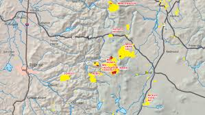 a map of oregon fires where is the smoke coming from where is the oregon
