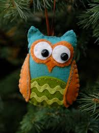 owl ornaments bits 131 give a hoot for the holidays