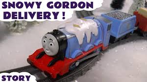 and friends trackmaster snowy gordon delivery toys story