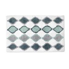 White Bathroom Rugs Buy Blue And White Bathroom Rugs From Bed Bath U0026 Beyond