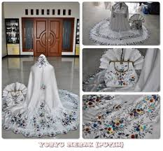 merak putih jual mukena satin yoryu merak putih pusat mukena indonesia