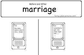 wedding quotes jokes marriage before after text joke pictures