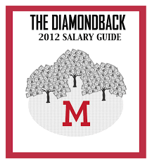 2012 salary guide by the diamondback issuu