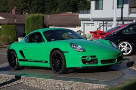 2008 porsche cayman s sport for sale cayman s sport gt3 rs green rennlist porsche discussion forums