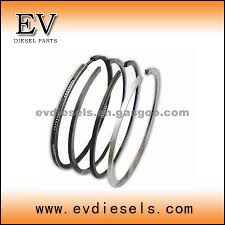 toyota parts 5a 5afe piston ring 13011 15050 13011 15100 oem