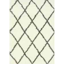 nuloom moroccan hand knotted shag fez wool rug aptdeco