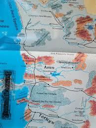Faerun Map If You Are A Serious Fan Of Baldur U0027s Gate Mind Blowing Maps