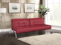 dark red leather sofa 20 photos dark red leather sofas sofa ideas