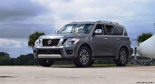 nissan armada 2017 interior 2017 nissan armada road test review