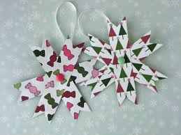Paper Home Decor Home Decor Two Hanging Decorations Set Of 2 Paper Stars Pink