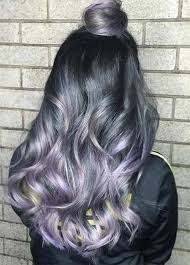 black grey hair the 25 best dark grey hair ideas on pinterest dark grey hair