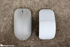 surface arc mouse light grey surface mouse vs surface arc mouse which should you get windows