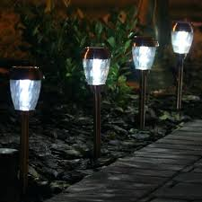 high power in ground landscape lighting stake fixtures 120v the
