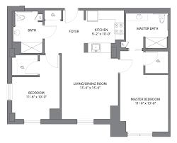 floor plans mather place