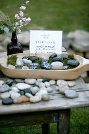 wishing rocks for wedding 98 best wishing well images on guestbook ideas