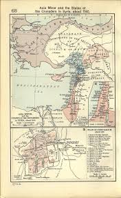 Map Of Syria Google Search Maps Pinterest by Map Of The Byzantine Empire And Crusader Stats 1140 History