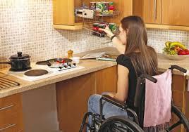 handicap accessible kitchen sink wheelchair accessible kitchen nmeda