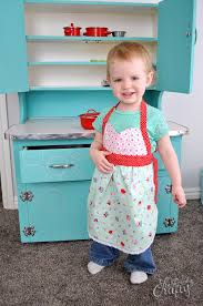 toddler u0027s apron pattern and tutorial stubbornly crafty