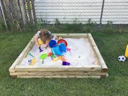 Build A Sandpit In Your Backyard 10 Sandpit Ideas For Your Home Craft Projects For Every Fan