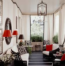 interior luxury home accent combined with beautiful white flowers