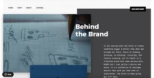 layout non grid 19 web design trends for 2018 webflow blog