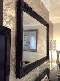 White Framed Mirrors For Bathrooms Bathrooms Design Small Round Mirrors Full Length Wall Mirror